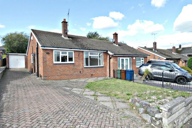 Thumbnail Bungalow to rent in Marsh View, Meir Heath, Stoke On Trent