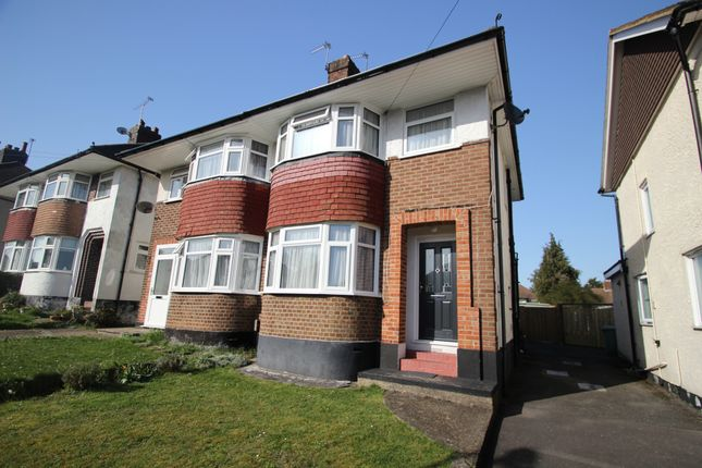 Thumbnail Semi-detached house for sale in Northlands Avenue, Orpington