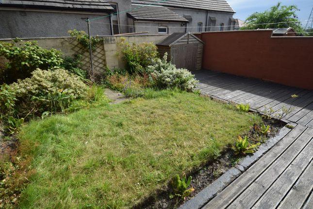 Garden of Willow Road, Barrow-In-Furness, Cumbria LA14