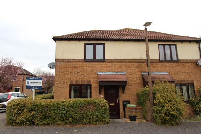 Thumbnail Semi-detached house to rent in Rillington Gardens, Emerson Valley, Milton Keynes, Buckinghamshire