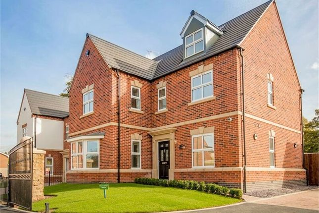Thumbnail Detached house for sale in Sycamore Tree, Carriage Close, Mapperley, Nottingham