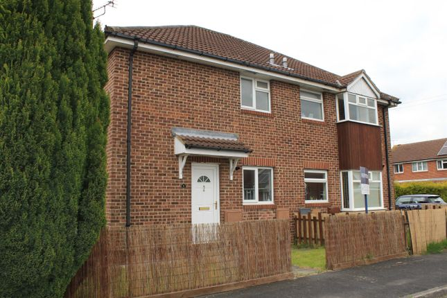 Thumbnail Semi-detached house for sale in Kelcbar Way, Tadcaster