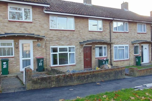 Thumbnail Terraced house to rent in Lavant Close, Gossops Green, Crawley