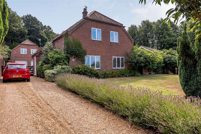 Thumbnail Detached house for sale in Hunstanton Road, Dersingham, King's Lynn, Norfolk