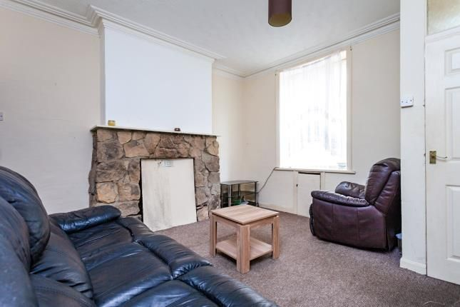 Living Room of London Terrace, Darwen, Blackburn, Lancashire BB3