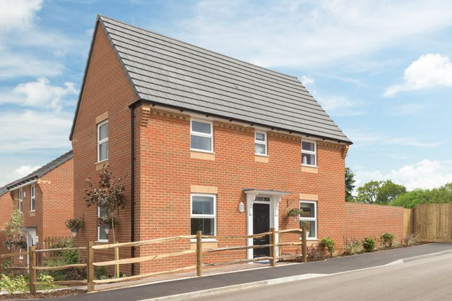 "Thumbnail Semi-detached house for sale in ""Hatton"" at Tranby Park, Jenny Brough Lane, Hessle"