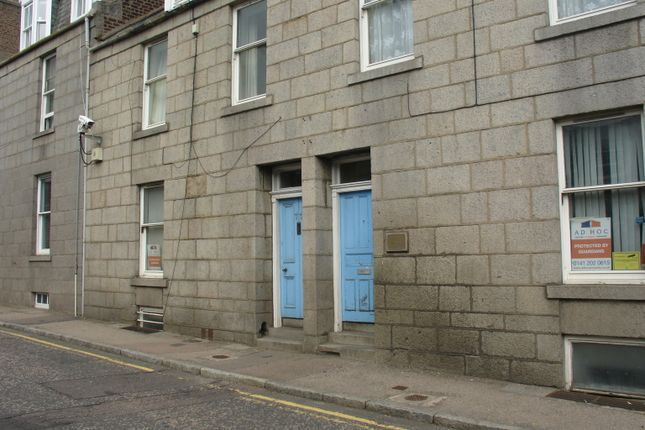 Thumbnail Shared accommodation to rent in Bon Accord Street, Aberdeen