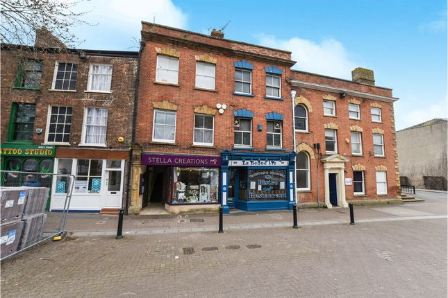 Thumbnail Maisonette for sale in High Street, Taunton