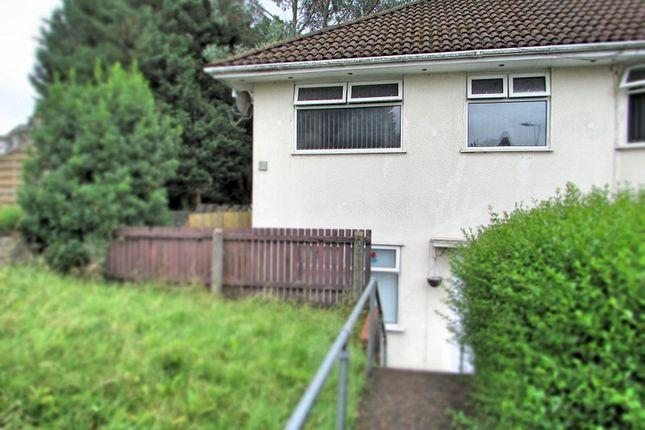 Thumbnail Flat for sale in Crynallt Road, Neath, Neath Port Talbot.