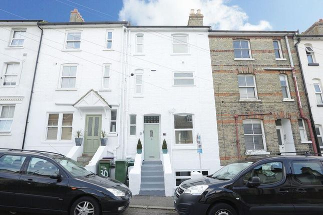 Terraced house for sale in East Cliff, Folkestone