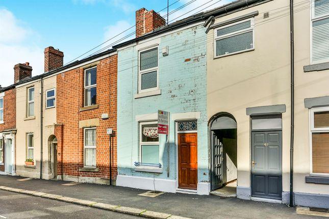 Thumbnail Terraced house for sale in Langdon Street, Sharrow, Sheffield