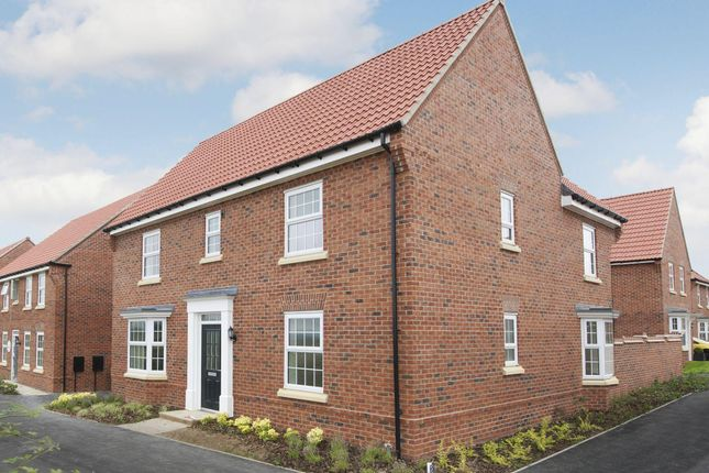 "Thumbnail Detached house for sale in ""Layton"" at Forest Road, Burton-On-Trent"