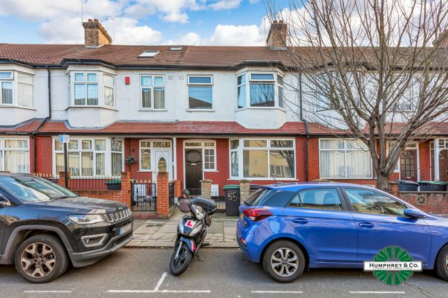 Thumbnail Terraced house to rent in Ladysmith Road, Tottenham
