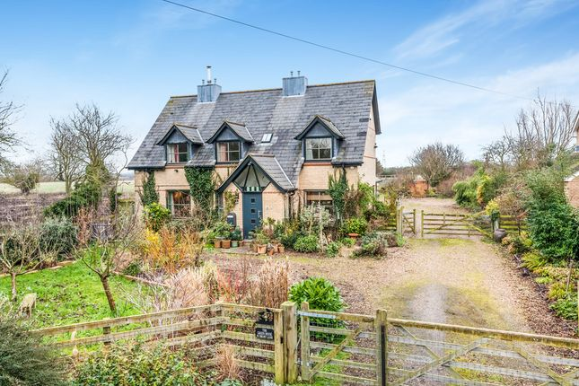 Thumbnail Detached house for sale in Wicken, Ely, Cambridgeshire