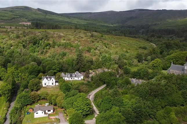 Thumbnail Detached house for sale in Kilbride Road, Dunoon