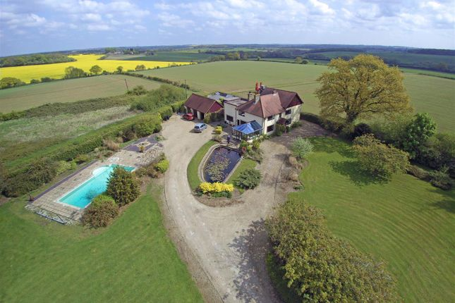 Thumbnail Detached house for sale in Battisford, Stowmarket