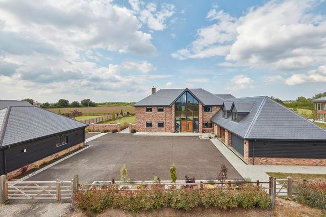 Thumbnail Detached house for sale in Barway Road, Barway, Ely