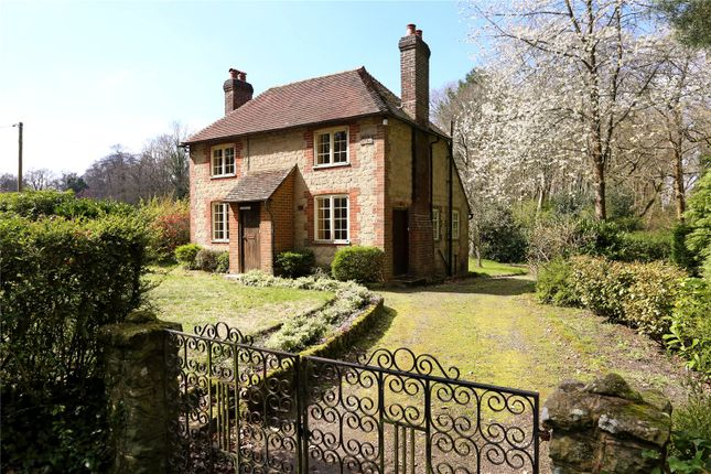 Thumbnail Detached house for sale in Hollywater Road, Whitehill, Hampshire