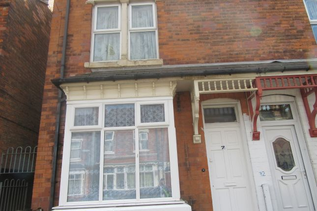 Thumbnail Terraced house to rent in Ellesmere Road, Birmingham