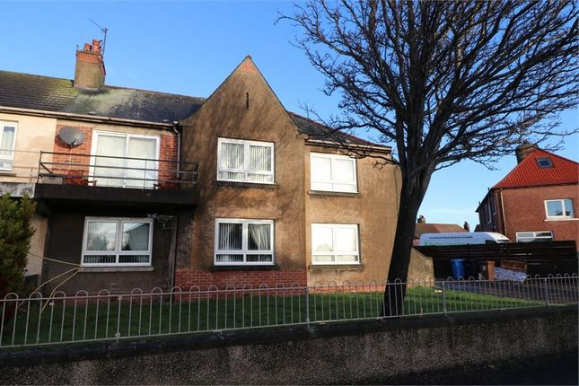 Thumbnail Flat for sale in Kirkland Gardens, Methil