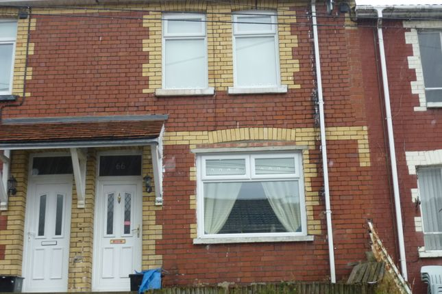 2 bed terraced house to rent in The Avenue, Pontycymer, Bridgend CF32