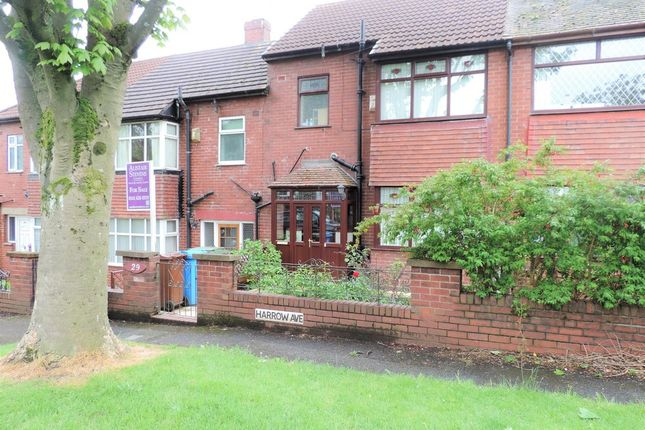 Thumbnail Town house for sale in 29 Harrow Avenue, Oldham