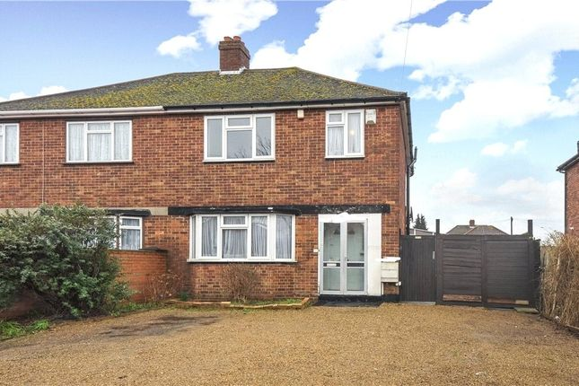 Thumbnail Semi-detached house to rent in West End Road, Ruislip, Middlesex