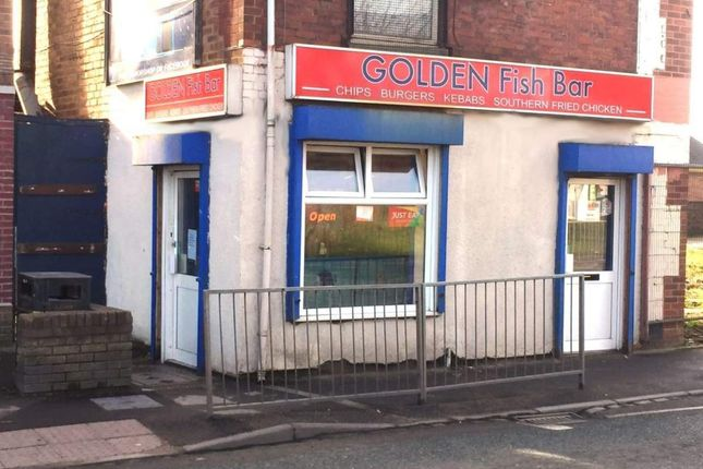Restaurant/cafe for sale in High Grove, Rodgers Street, Stoke-On-Trent