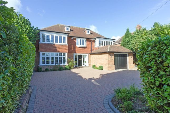Thumbnail Link-detached house for sale in Gore Court Road, Sittingbourne