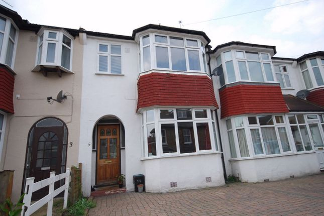 Thumbnail Terraced house to rent in Surrey Road, West Wickham, Kent