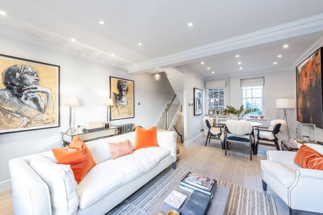 Thumbnail Property to rent in Bourne Street, Belgravia, London