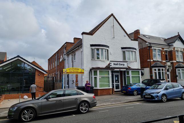 Thumbnail Retail premises for sale in Institute Road, Kings Heath