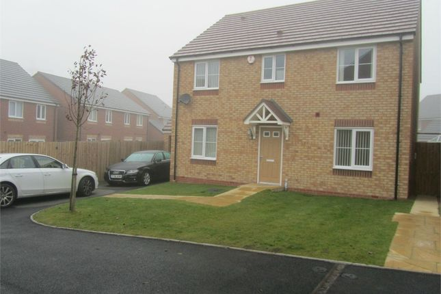Thumbnail Detached house to rent in Swan Close, Nuneaton, Warwickshire