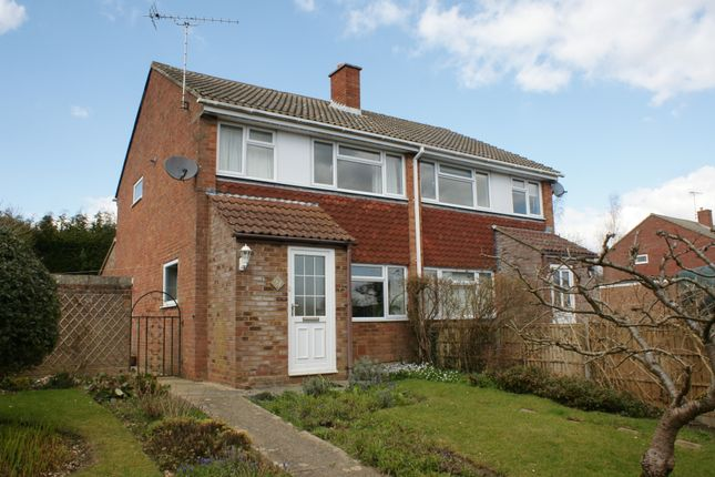Thumbnail Semi-detached house to rent in Kellynch Close, Alton
