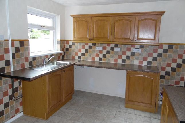 Thumbnail End terrace house to rent in Rachel Street, Aberdare