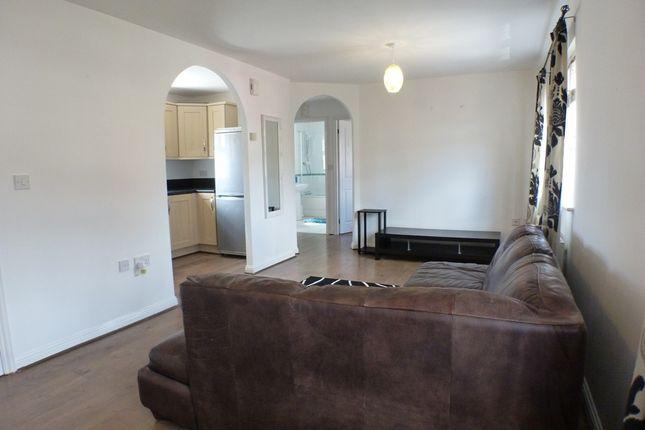 Thumbnail 1 bed flat to rent in Glan Yr Afon, Gorseinon, Swansea