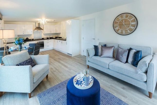 "Thumbnail Flat for sale in ""Hornsea"" at Rocky Lane, Haywards Heath"