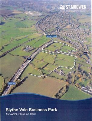 Thumbnail Land to let in Blythe Vale Business Park, Blythe Bridge, Stoke On Trent, Staffs
