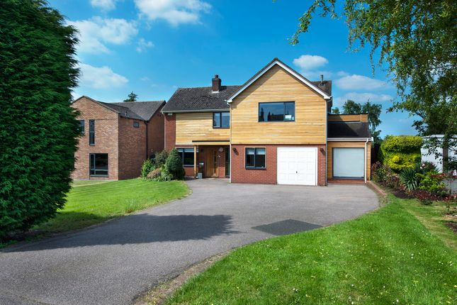 Thumbnail Detached house for sale in Gillway Lane, Tamworth