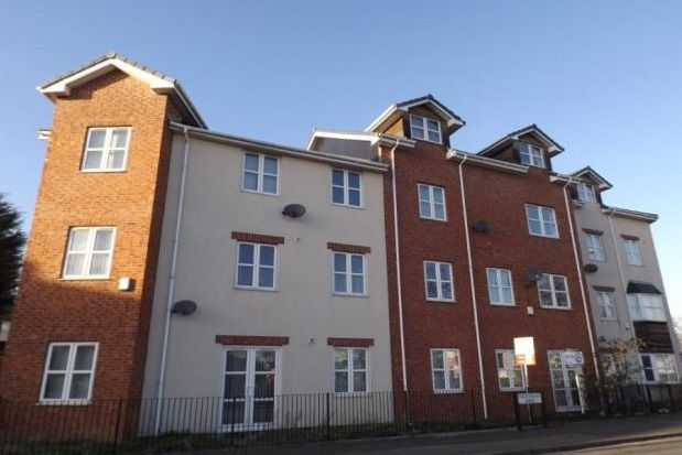 Thumbnail Flat to rent in Nightingale Road, Derby