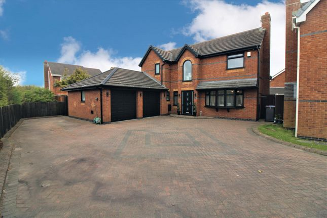 Thumbnail Detached house for sale in The Shay, Cleveleys