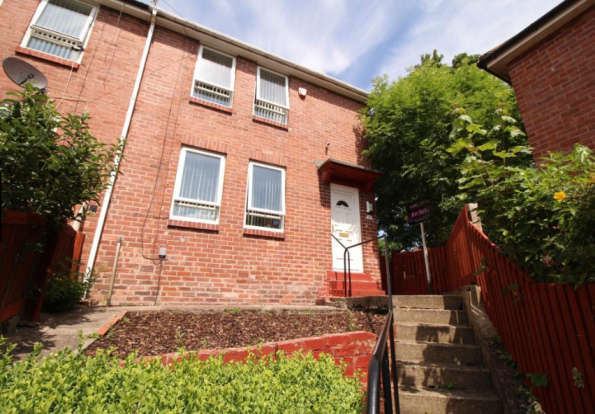 Thumbnail Semi-detached house to rent in Lismore Place, Newcastle Upon Tyne