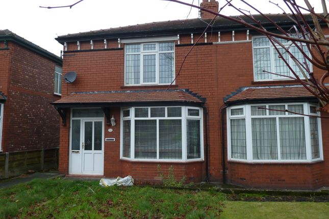 Thumbnail Semi-detached house for sale in King Edward Road, Hyde
