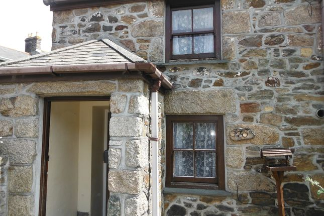 Thumbnail Cottage to rent in Falmouth Road, Redruth