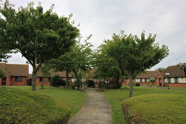 Communal Gardens of Priory Park, Clacton-On-Sea CO16