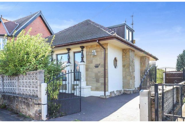 Thumbnail Detached bungalow for sale in Bawtry Road, Rotherham