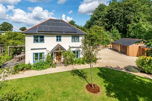 Thumbnail Detached house for sale in Smugglers Lane, Monkwood, Alresford, Hampshire