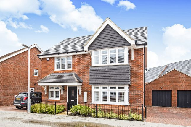 Thumbnail Detached house for sale in Wellington Close, Flitwick