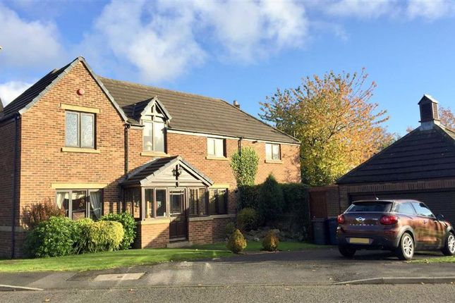 Thumbnail Detached house for sale in The Close, Cleadon, Sunderland