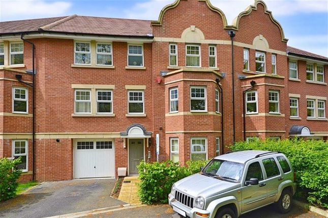 Thumbnail Terraced house for sale in Buckle Gardens, Hellingly, Hailsham